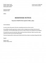 FREE Letter of Demand Templates