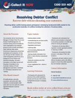 Resolving Debtor Conflict
