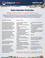 Debt Collection Perfection